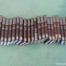 Enciclopedias antiguas: ENCICLOPEDIA ESPASA 25 TOMOS. Lote 111492827