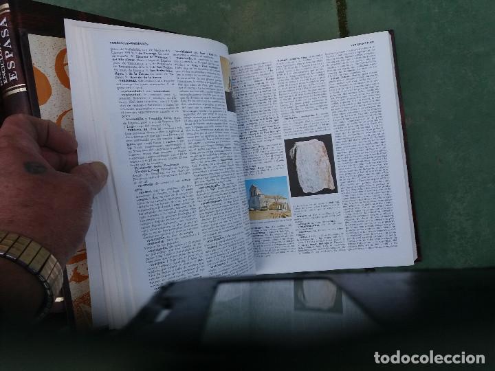 Enciclopedias antiguas: enciclopedia espasa 25 tomos - Foto 6 - 111492827