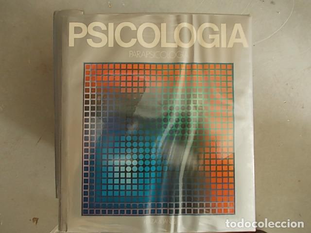 Enciclopedias antiguas: Enciclopedia Psicología 6 tomos Plaza y Janés - Foto 3 - 112316583