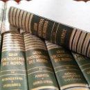Enciclopedias antiguas: GRAN ENCICLOPEDIA DEL MUNDO DURVAN. AÑO 1961. 20 TOMOS + 1 APÉNDICE. EXCELENTE ESTADO.. Lote 112621607