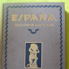 Enciclopedias antiguas: ESPAÑA GEOGRAFÍA ILUSTRADA _ (FASCÍCULOS). Lote 114139027