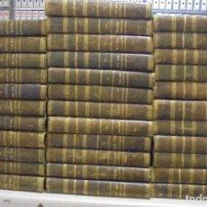 Enciclopedias antiguas: ENCICLOPEDIA MODERNA. DICCIONARIO UNIVERSAL DE LITERATURA, CIENCIAS, ARTES. MELLADO. LEER. VER. Lote 114870271