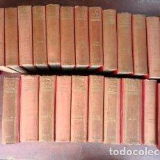 Enciclopedias antiguas: HISTORIA DEL MUNDO EDAD MODERNA TOMO I AL TOMOS XXIV EDUARDO IBARRA Y RODRIGUEZ ED SOPENA 1918. Lote 115289907