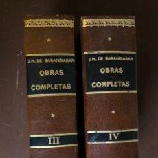 Enciclopedias antiguas: BIBLIOTECA DE LA GRAN ENCICLOPEDIA VASCA-IIIYIV (40€). Lote 115412723