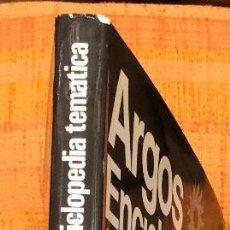 Enciclopedias antiguas: ENCICLOPEDIA TEMATICA(30€). Lote 115413259
