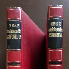 Enciclopedias antiguas: GRAN ENCICLOPEDIA ASTURIANA (30€). Lote 115413439