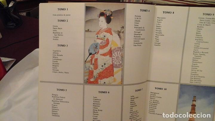 ENCICLOPEDIA EL HOMBRE Y SU MUNDO .AGLO EDICIONES . 1992,LAFER (Libros Antiguos, Raros y Curiosos - Enciclopedias)