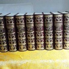 Enciclopedias antiguas: DICCIONARIO ENCICLOPEDICO U T E H A 12 TOMOS.. Lote 117303503