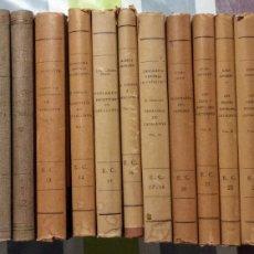 Enciclopedias antiguas: ENCICLOPEDIA CATALUNYA. LOTE 25 LIBROS. 1926/1961. EDITORIA BARCINO. Lote 120119170