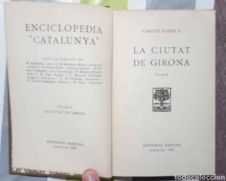 Enciclopedias antiguas: ENCICLOPEDIA CATALUNYA. LOTE 25 LIBROS. 1926/1961. EDITORIA BARCINO - Foto 10 - 120119170