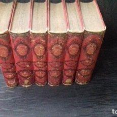 Enciclopedias antiguas: DICCIONARIO POPULAR UNIVERSAL DE LA LENGUA ESPAÑOLA,AÑO 1885. Lote 121020267