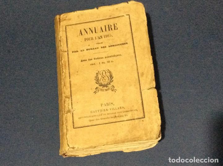 Annuaire pour l´an 1905 par le bureau des long comprar