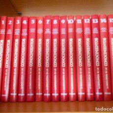 Enciclopedias antiguas: ENCICLOPEDIA DE LOS CONOCIMIENTOS. OCÉANO. 16 TOMOS. 1996. BUEN ESTADO. POCO USO. Lote 121456783