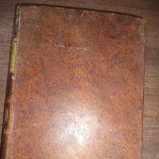 Enciclopedias antiguas: ENCICLOPEDIA ESPAÑOLA DEL SIGLO DIEZ Y NUEVE O BIBLIOTECA COMPLETA. POR UNA SOCIEDAD. TOMO II. 1842. Lote 121833535