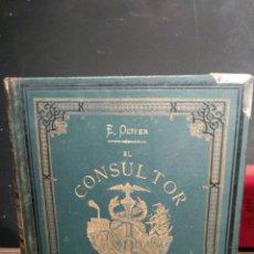 Enciclopedias antiguas: LIBRO COLECCIONISMO 1885. Lote 141212118