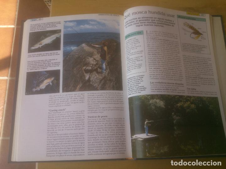 Enciclopedias antiguas: Guia practica de la pesca COMPLETA PLANETA AGOSTINI - Foto 3 - 123081687