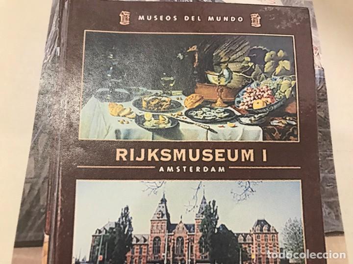 Enciclopedias antiguas: COLECCION MUSEOS DEL MUNDO - Foto 2 - 125753027