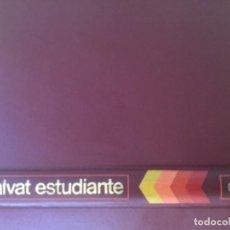 Enciclopedias antiguas: ENCICLOPEDIA SALVAT DEL ESTIDIANTE. TOMO 3.. Lote 127561611