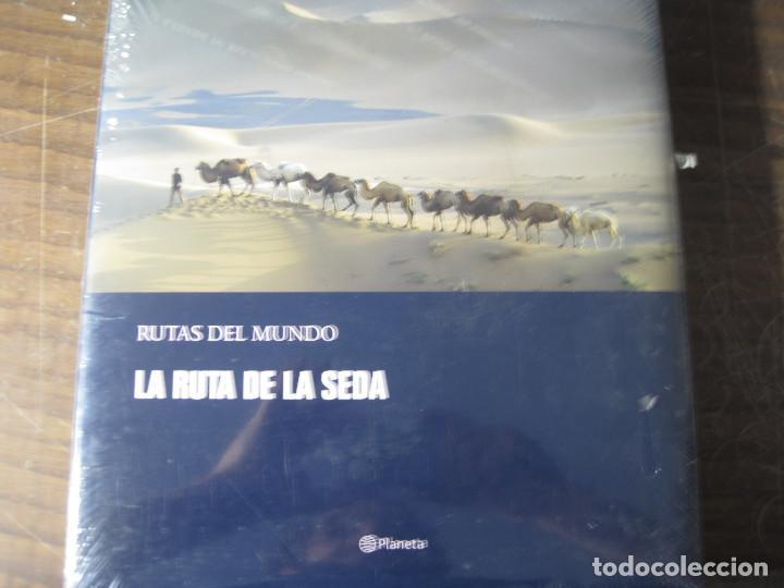 Enciclopedias antiguas: Rutas del mundo (Completo _8 tomos+20dvd) - Foto 5 - 127725887