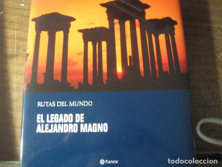 Enciclopedias antiguas: Rutas del mundo (Completo _8 tomos+20dvd) - Foto 6 - 127725887