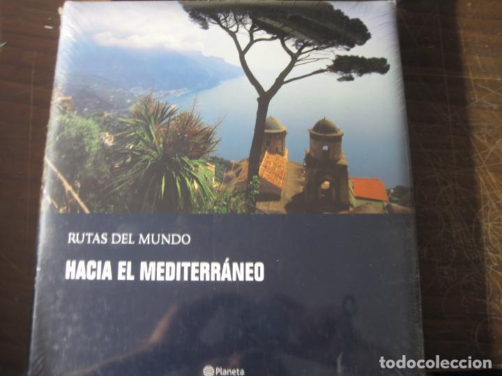 Enciclopedias antiguas: Rutas del mundo (Completo _8 tomos+20dvd) - Foto 7 - 127725887
