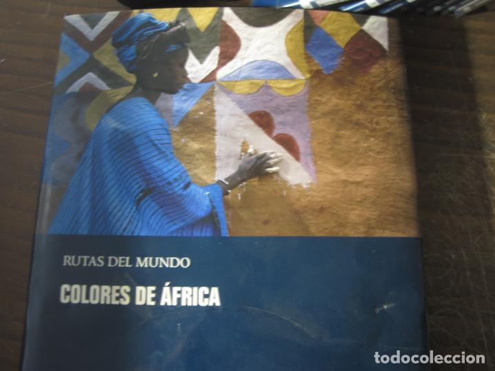 Enciclopedias antiguas: Rutas del mundo (Completo _8 tomos+20dvd) - Foto 9 - 127725887