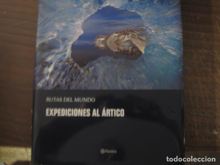 Enciclopedias antiguas: Rutas del mundo (Completo _8 tomos+20dvd) - Foto 11 - 127725887