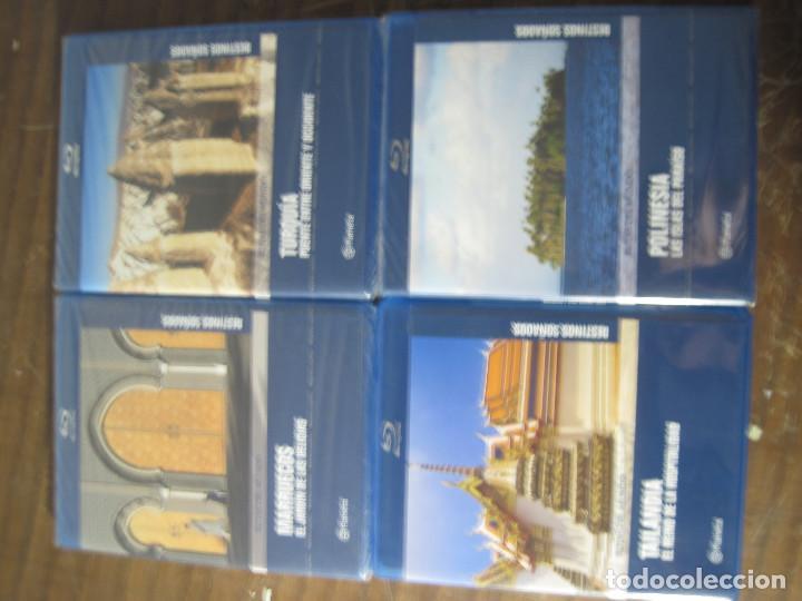 Enciclopedias antiguas: Rutas del mundo (Completo _8 tomos+20dvd) - Foto 12 - 127725887