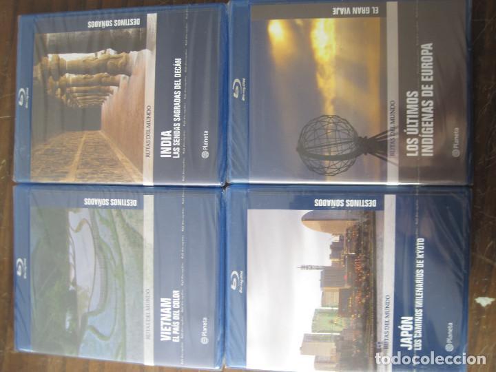 Enciclopedias antiguas: Rutas del mundo (Completo _8 tomos+20dvd) - Foto 13 - 127725887