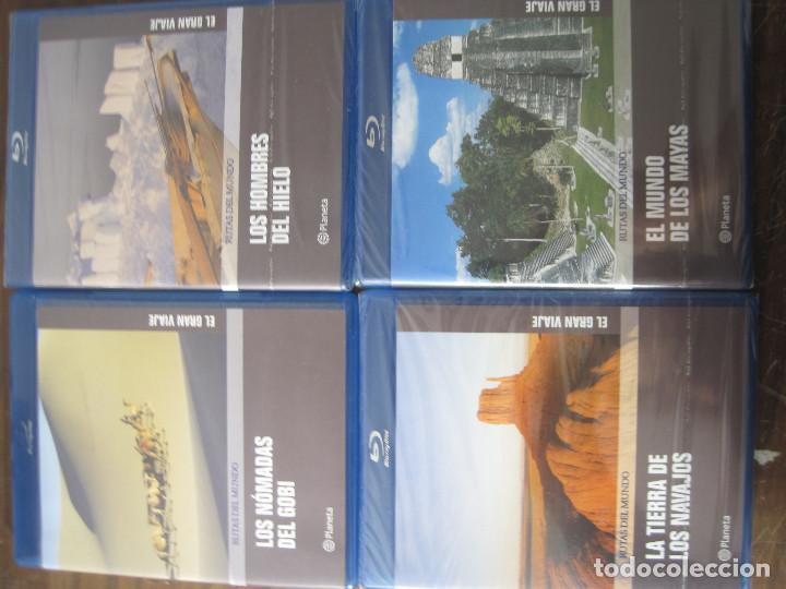 Enciclopedias antiguas: Rutas del mundo (Completo _8 tomos+20dvd) - Foto 14 - 127725887
