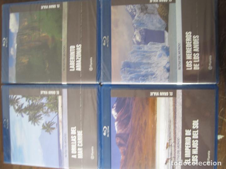 Enciclopedias antiguas: Rutas del mundo (Completo _8 tomos+20dvd) - Foto 15 - 127725887