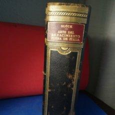 Enciclopedias antiguas: HISTORIA DEL ARTE LABOR, TOMO X - ARTE DEL RENACIMIENTO FUERA DE ITALIA - BARCELONA, 1936. Lote 129735336