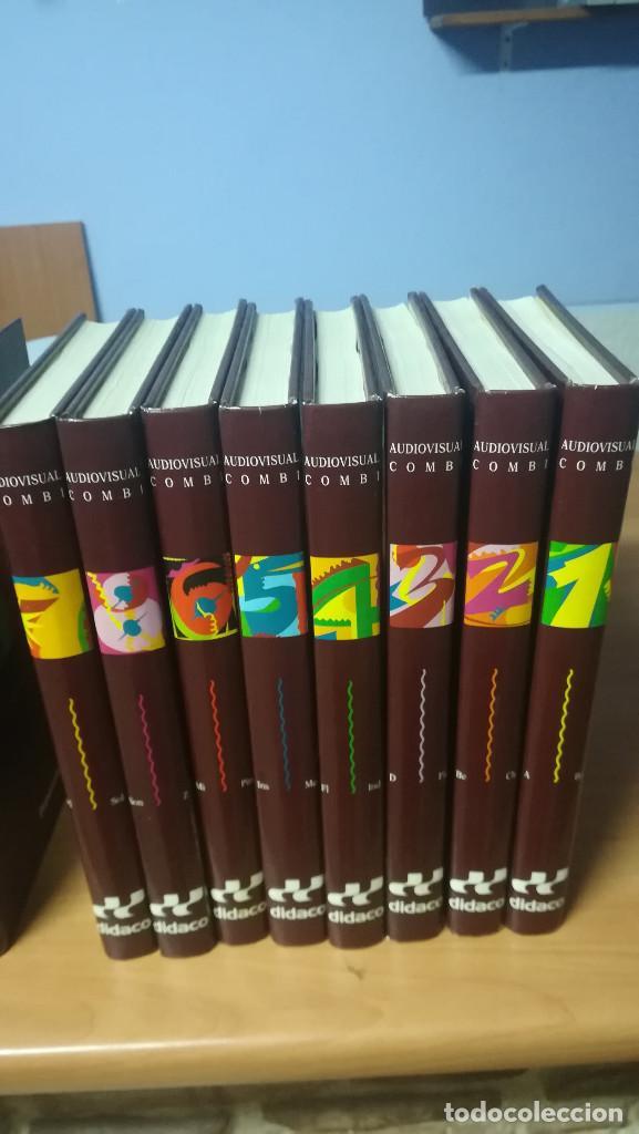 Enciclopedias antiguas: Enciclopedia consultor combi visual Didaco - Panasonic 1991 - Foto 2 - 130720179