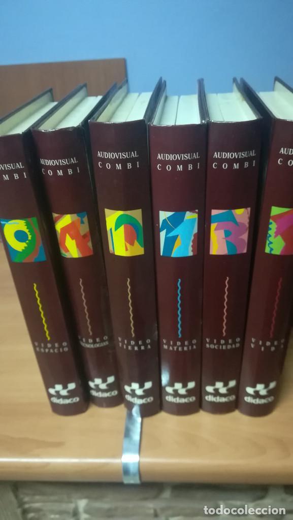 Enciclopedias antiguas: Enciclopedia consultor combi visual Didaco - Panasonic 1991 - Foto 3 - 130720179