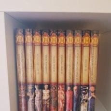 Enciclopedias antiguas: HISTORIA UNIVERSAL, EDICIONES RUEDA, 10 TOMOS. Lote 130780328