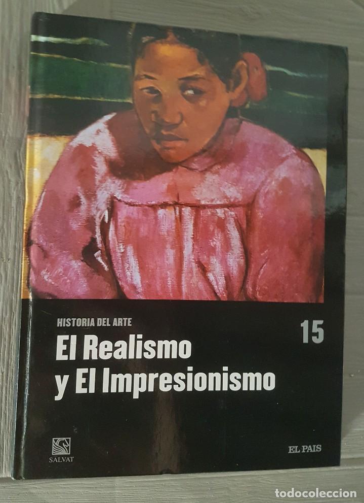 HISTORIA DEL ARTE SALVAT/EL PAÍS (Libros Antiguos, Raros y Curiosos - Enciclopedias)