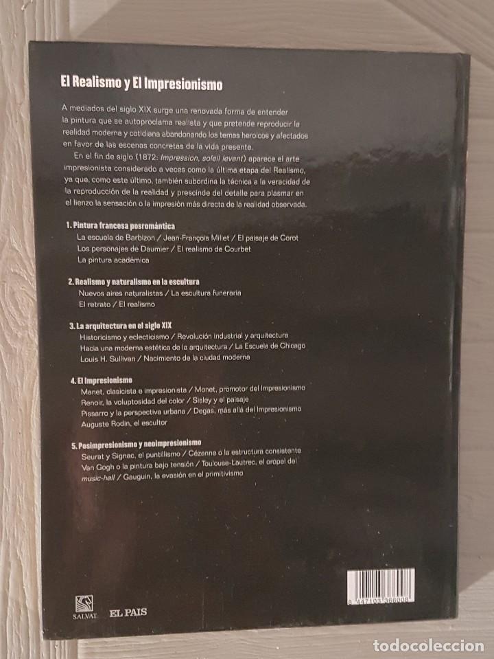 Enciclopedias antiguas: Historia del arte Salvat/El País - Foto 2 - 132687214