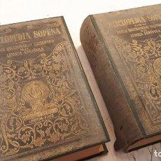 Enciclopedias antiguas: ENCICLOPEDIA SOPENA, 1932. Lote 133082834