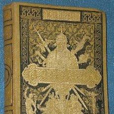 Enciclopedias antiguas: ENCICLOPEDIA PARA LA JUVENTUD.LA HABITACIÓN.-CARTAS A UNA SEÑORITA.(1ª, 2ª Y 3ª SERIES, 1879). Lote 136239146