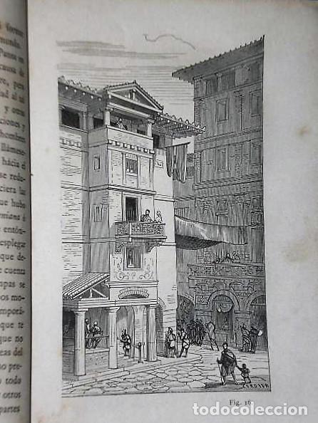 Enciclopedias antiguas: ENCICLOPEDIA PARA LA JUVENTUD.LA HABITACIÓN.-CARTAS A UNA SEÑORITA.(1ª, 2ª Y 3ª SERIES, 1879) - Foto 6 - 136239146