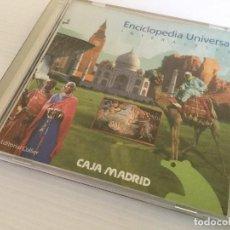 Enciclopedias antiguas: ENCICLOPEDIA UNIVERSAL CAJA MADRID – EDITORIAL COLLIER - 1997. Lote 136298942