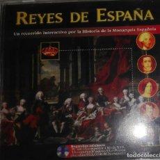 Enciclopedias antiguas: CD REYES DE ESPAÑA. Lote 139703474