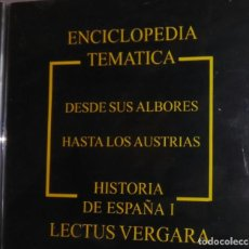 Enciclopedias antiguas: CD HISTORIA DE ESPAÑA 1. Lote 139703602