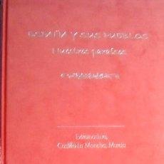 Enciclopedias antiguas: ESPAÑA Y SUS PUEBLOS NUESTRO PARAISOS. Lote 139709202