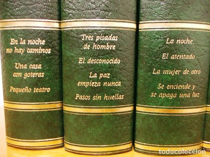 Enciclopedias antiguas: Coleccion 15 tomos premios planeta de 1952 al 1997 correlativos. - Foto 10 - 141304066