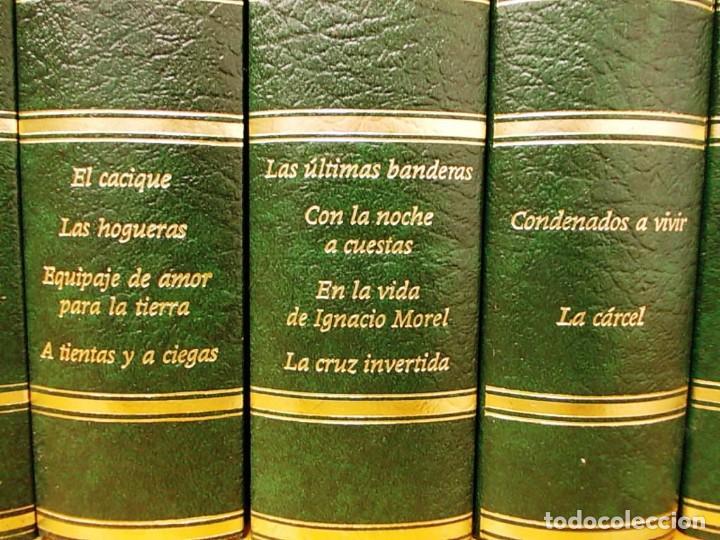 Enciclopedias antiguas: Coleccion 15 tomos premios planeta de 1952 al 1997 correlativos. - Foto 11 - 141304066