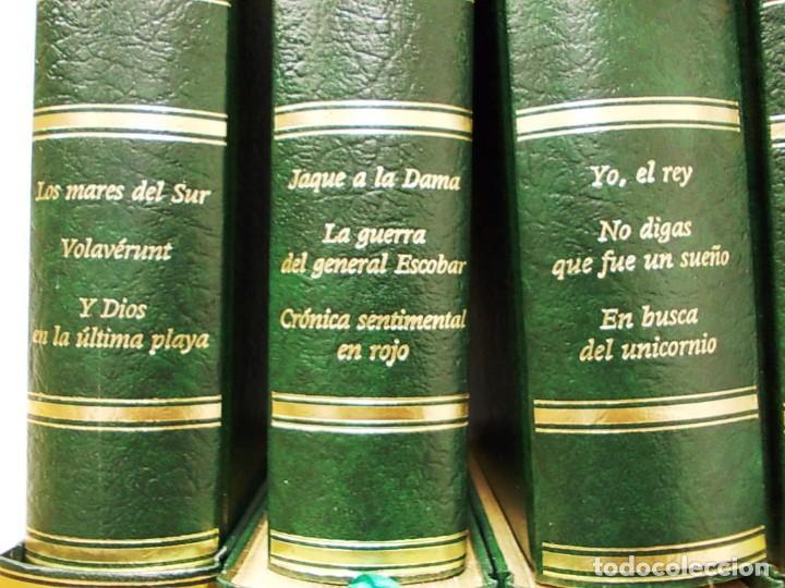 Enciclopedias antiguas: Coleccion 15 tomos premios planeta de 1952 al 1997 correlativos. - Foto 13 - 141304066