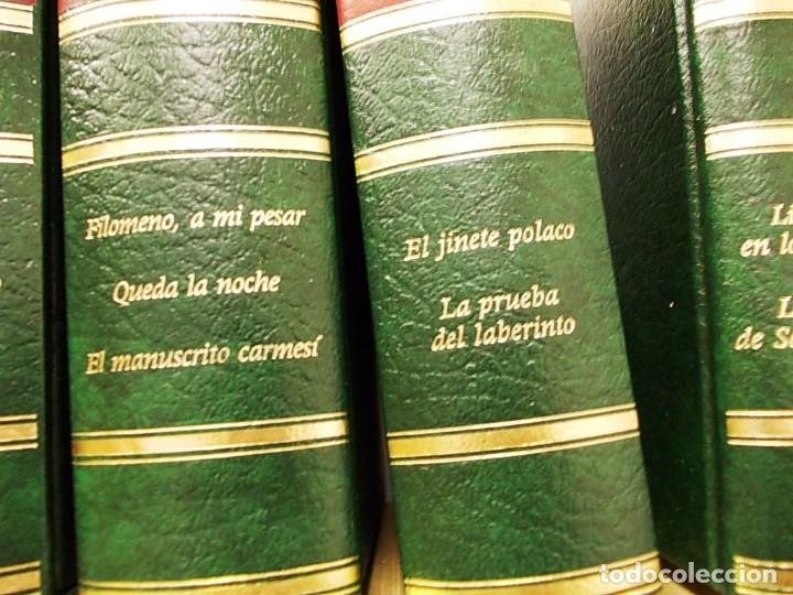 Enciclopedias antiguas: Coleccion 15 tomos premios planeta de 1952 al 1997 correlativos. - Foto 14 - 141304066