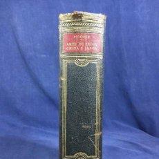 Enciclopedias antiguas: HISTORIA DEL ARTE LABOR DE INDIA CHINA JAPÓN TOMO IV OTTO FISCHER 1933 PRIMERA EDICIÓN. Lote 143184038