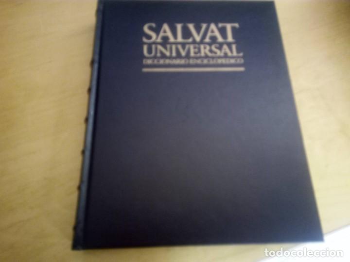 Enciclopedias antiguas: 9007-SALVAT-UNIVERSAL-diccionario-enciclopedia COMPLETA - Foto 2 - 144920994